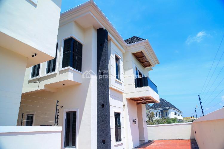 5 Bedroom Fully Detached Duplex All Rooms Ensuite with a Room Bq, Oral Estate, Lekki Phase 2, Lekki, Lagos, Detached Duplex for Sale