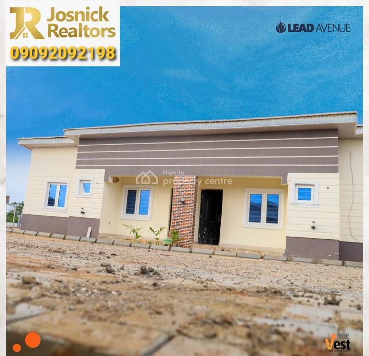 a Brand New 3 Bedrooms Terraced Bungalow with C of O, Bluestone Garden City, Mowe Ofada, Ogun, Terraced Bungalow for Sale