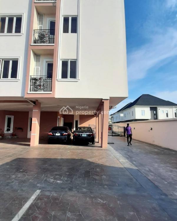 Luxury 2 Bedroom Flat, Chevron, Lekki Expressway, Lekki, Lagos, Flat for Rent