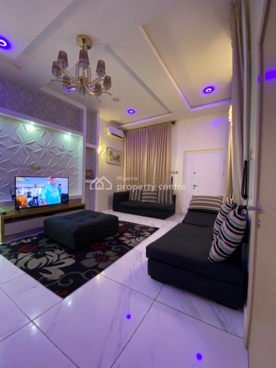 4 Bedroom Luxury Semi Detached Apartment, Chevy View Estate, Lekki Phase 2, Lekki, Lagos, Semi-detached Duplex Short Let