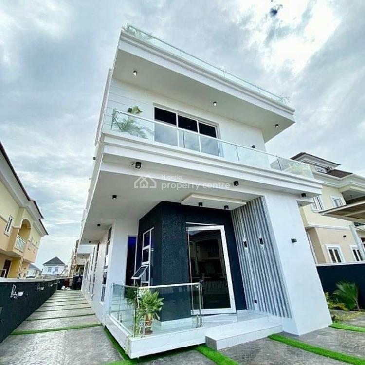 Fully Automated Luxury & Masterpiece, 5 Bedroom Fully Detached Duplex, Osapa, Lekki, Lagos, Detached Duplex for Sale