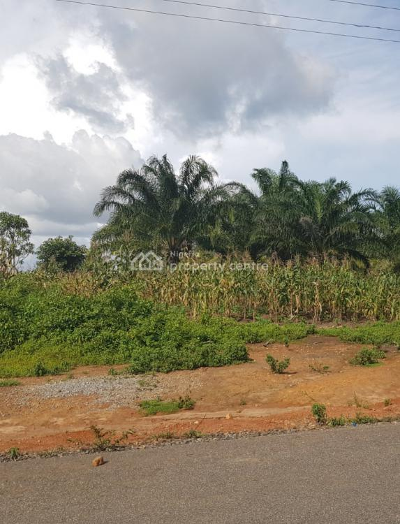 3.6 Hectares Land on Tarred Road with C of O, Wasa, After Mechanic Village, Wasa, Apo, Abuja, Residential Land for Sale