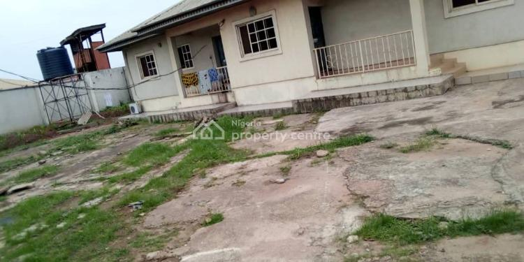 Full Plot of Land with Setback Bungalow, Maplewood Estate, Oko-oba, Agege, Lagos, Residential Land for Sale