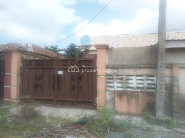 Neatly Used 3 Bedroom Bungalow, Abraham Adesanya Estate, Ajiwe, Ajah, Lagos, House for Sale