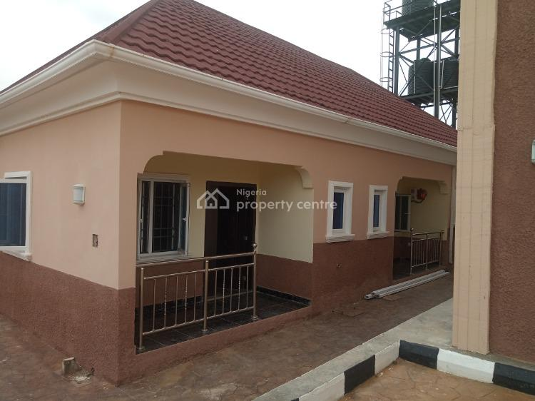 Brand New 3 Units of One Bedroom Flat, Extension 3, Kubwa, Abuja, Mini Flat for Rent
