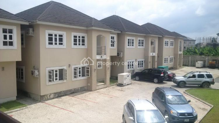Mini Estate Comprising of 10 Duplexes with 1 Room Serviced Quarters Each, Odili Road, Okuru, Port Harcourt, Rivers, Detached Duplex for Sale