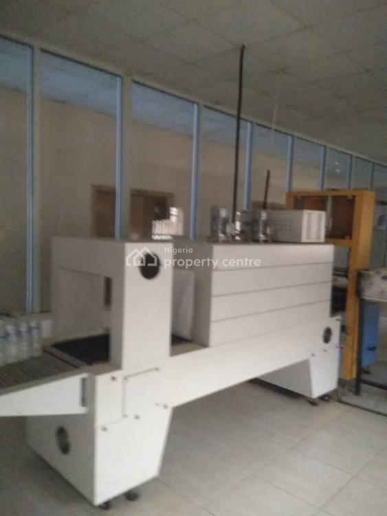 Factory with Its Appurtenance, Abule Egba, Meiran, Agege, Lagos, Factory for Sale