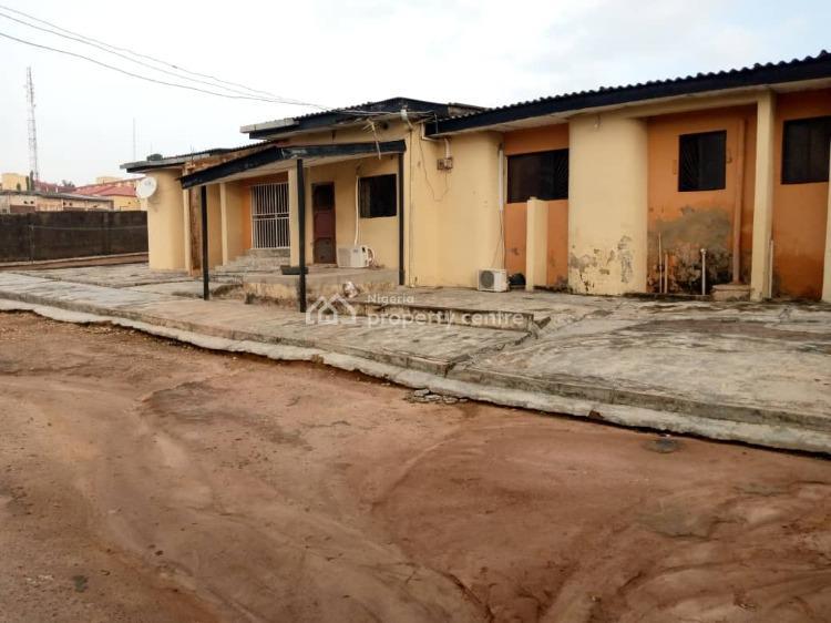 Bungalow on Two Plots of Land, Behind General Hospital, Ikorodu, Lagos, Detached Bungalow for Sale