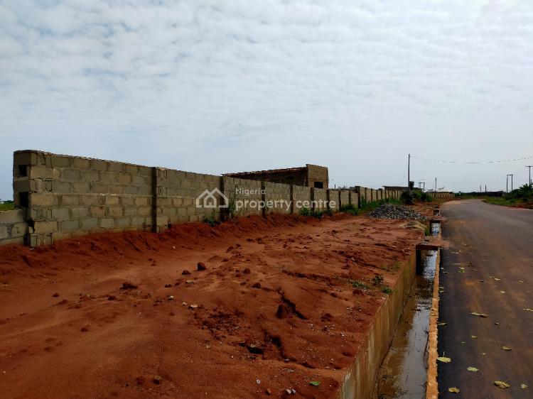 Large, Fenced Land Along Major Road, Ugbor Central-amagba Road, Gra, Benin, Oredo, Edo, Mixed-use Land for Sale