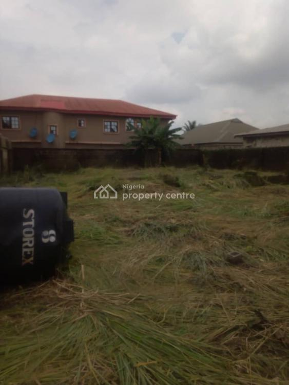 Good Residential Plot of Land Fenced and Gated, Hilltop Estate Off Awolowo Rd., Ikorodu, Lagos, Residential Land for Sale
