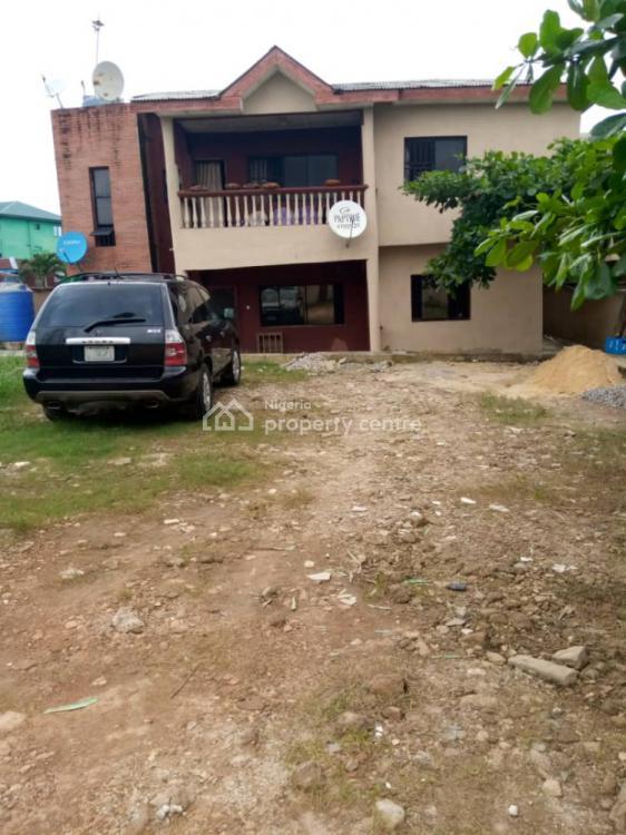 Very Decent 2 Bedroom Flat, Oscar Abu Street, Babs Anjmasha, Bode Thomas, Surulere, Lagos, Flat for Rent