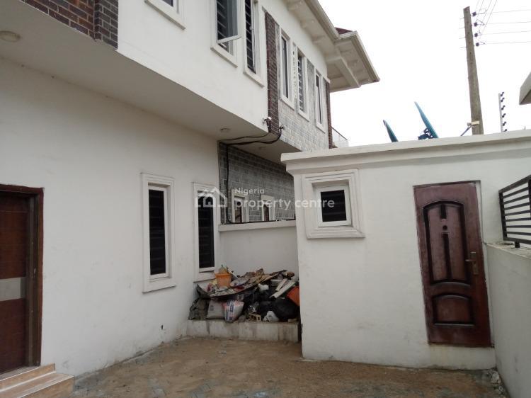 an Amazing and Massive 4 Bedroom Semi Detached Duplex, Osapa, Lekki, Lagos, Semi-detached Duplex for Rent
