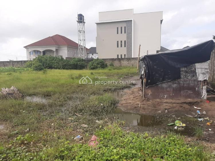 Built Up Area, Lekki Scheme 2, Ajiwe, Ajah, Lagos, Land for Sale