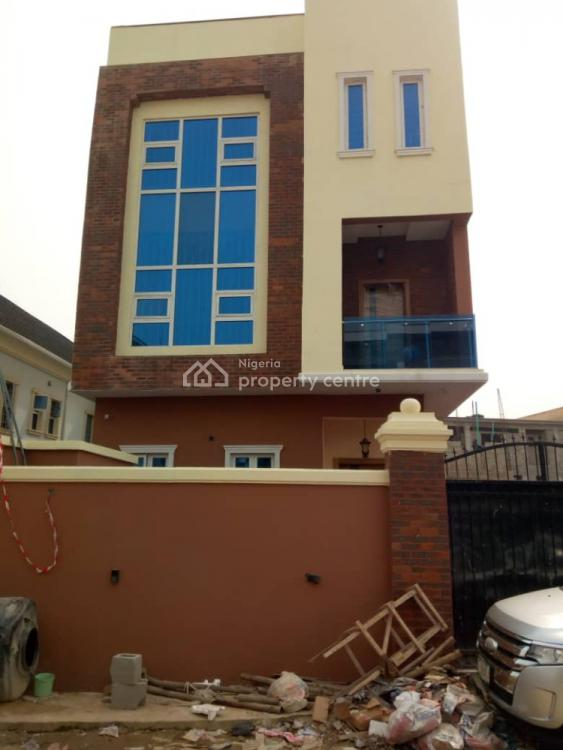 5 Bedroom Fully Detached Duplex with a Room Bq., Adeniyi Jones, Ikeja, Lagos, Detached Duplex for Sale