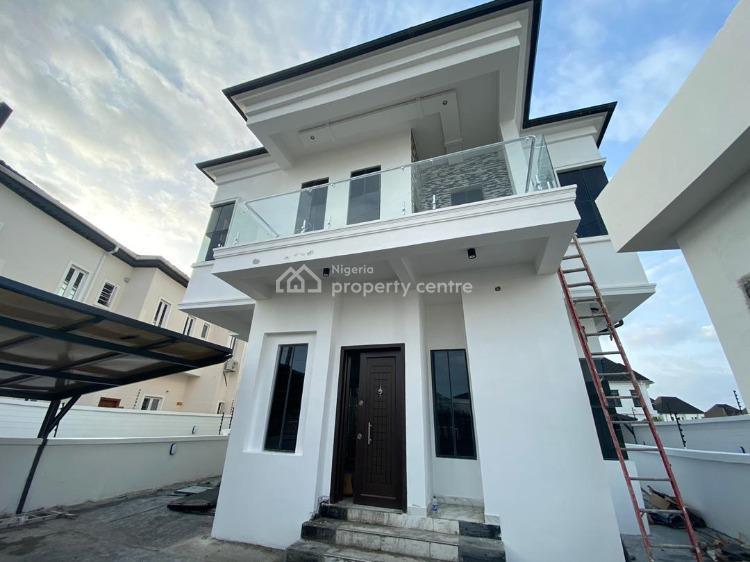 5 Bedroom Fully Detached Duplex, Orchid Hotel Road, Lekki, Lagos, Detached Duplex for Sale
