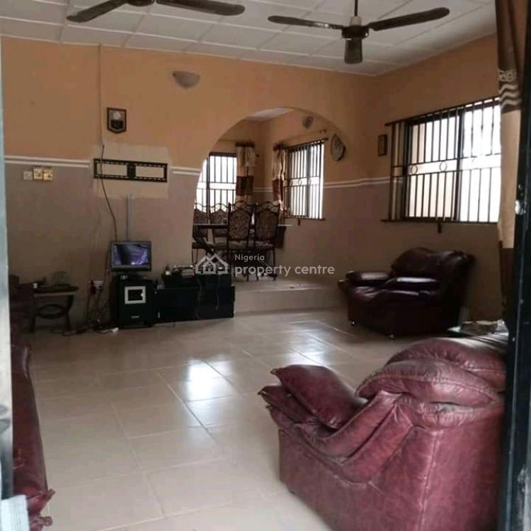 Executive 3 Bedroom with 4 Unit of Miniflat on a Plot. C of O, Abaranje, Ikotun, Lagos, Block of Flats for Sale