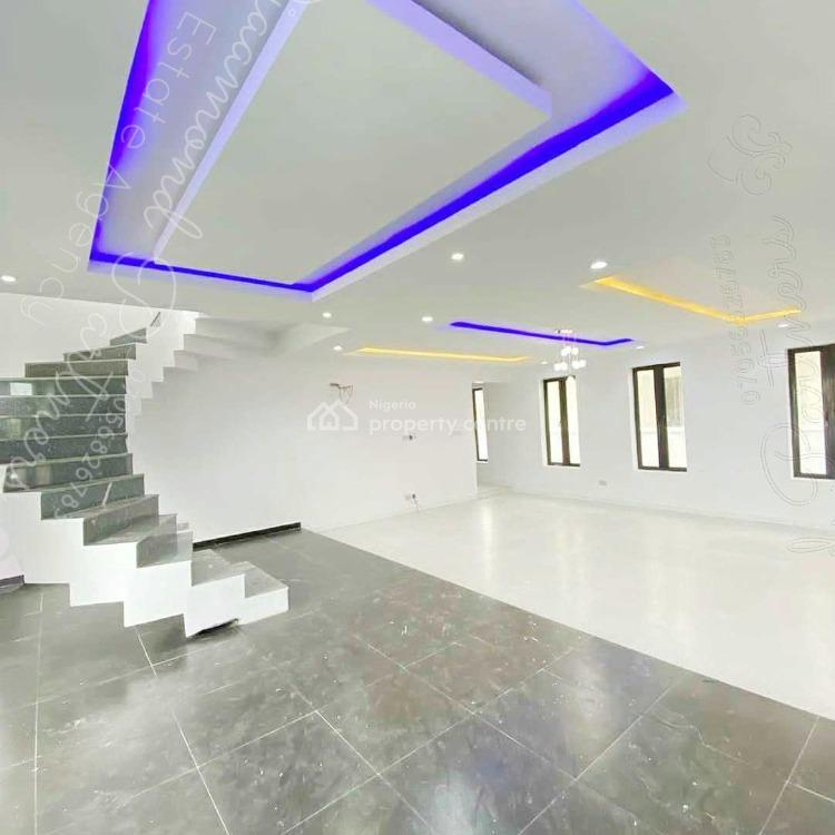 5 Bedrooms Detached Duplex + Pool, County Homes, Ikota, Lekki, Lagos, Detached Duplex for Sale