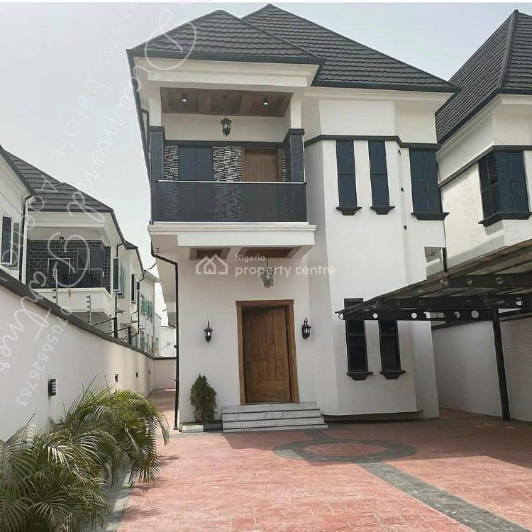 5 Bedrooms Detached Duplex, Osapa London, Lekki Phase 1, Lekki, Lagos, Detached Duplex for Sale