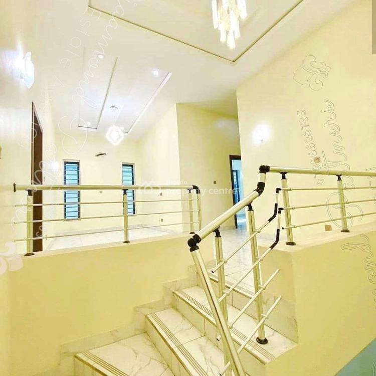 4 Bedrooms Semi Detached Duplex, Chevron, Lekki Phase 2, Lekki, Lagos, Semi-detached Duplex for Sale