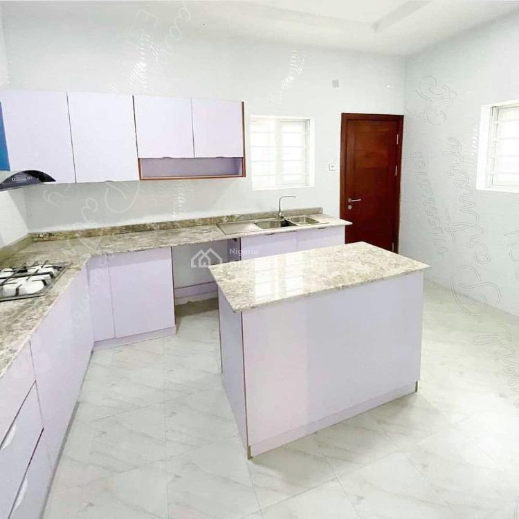 4 Bedrooms Semi Detached, Osapa, Lekki, Lagos, Semi-detached Duplex for Sale
