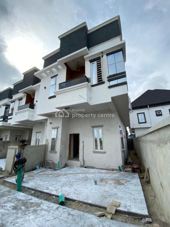 Newly Built 4 Bedrooms Semi Detached Duplex, Ikota, Lekki, Lagos, Semi-detached Duplex for Sale