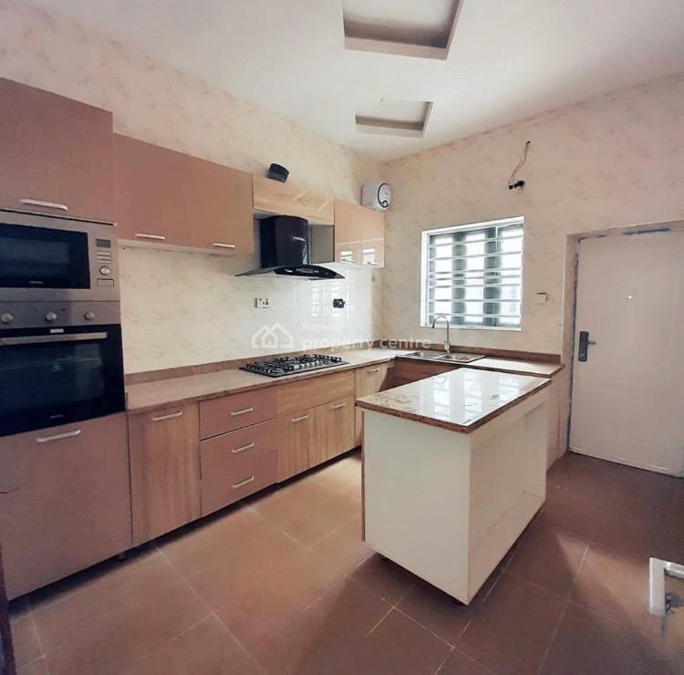 Fully Serviced 4 Bedrooms Semi-detached Duplex, Orchid Road, Lafiaji, Lekki, Lagos, Semi-detached Duplex for Sale