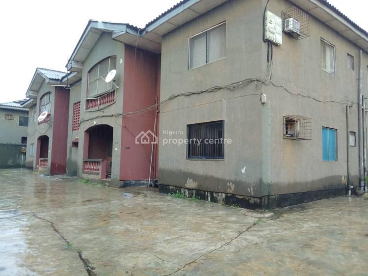 Standard 5  Blocks of 16 Flats on 5 Plots Facing Major Road. C of O, Ikotun, Lagos, Block of Flats for Sale