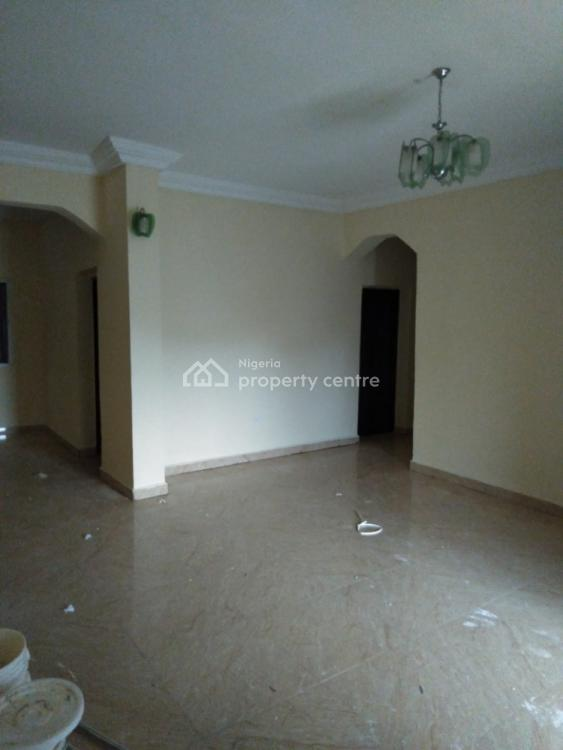 Nice 3 Bedroom Apartment with Air Conditioners, Close to Cubana Hotel Jabi, Dakibiyu, Abuja, Flat for Rent