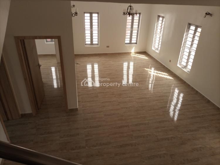 a Brand New & Serviced 4 Bedroom Terrace Duplex, Lafiaji, Lekki, Lagos, Terraced Duplex for Sale