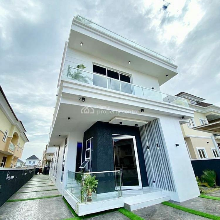 Standard 5 Bedroom Fully Detached Duplex with Swimming Pool + Cinema, Osapa London, Osapa, Lekki, Lagos, Semi-detached Duplex for Sale