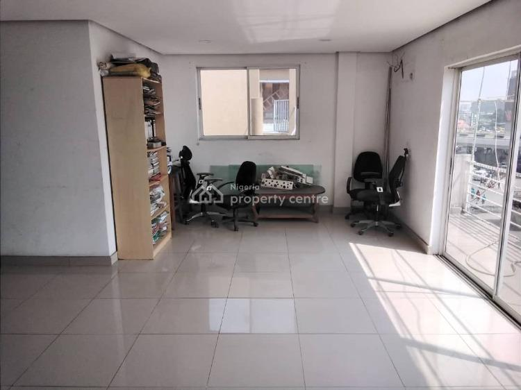 2 Wings of Four-storey Office Space, Obalende, Lagos Island, Lagos, Office Space for Sale