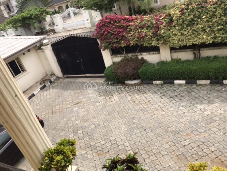 5 Bedrooms Fully Detached Duplex with 2 Nos, Bq, Off Ibb Boulevard Way, Maitama District, Abuja, Office Space for Rent