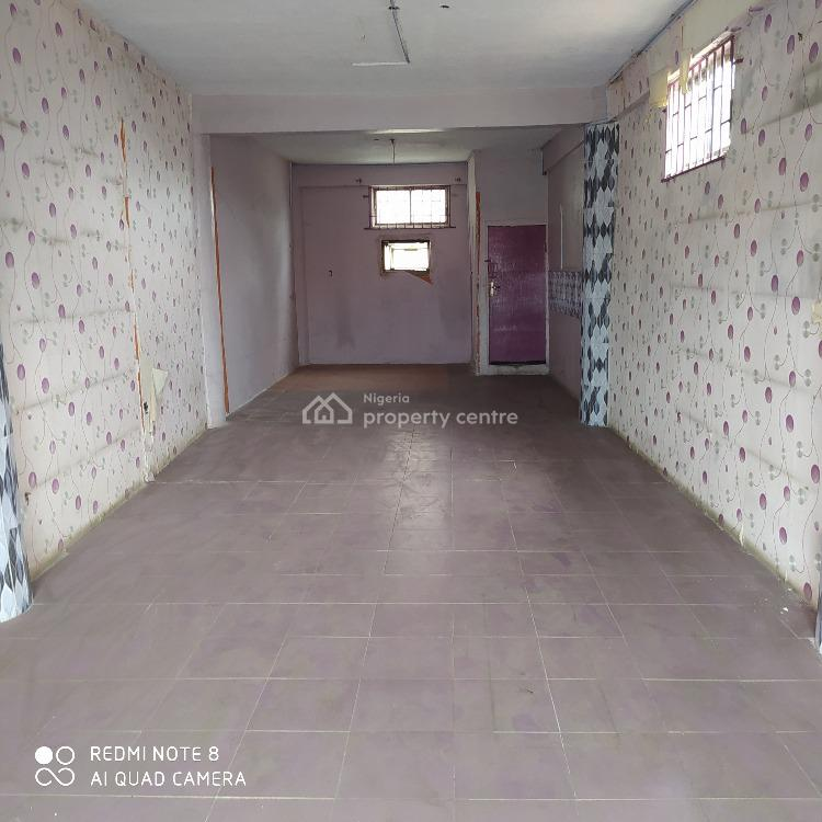 Very Big and Beautiful Shop Space with Toilet Facing Major Road, Major Road in Ogba Bus Stop By Tantalizer, Ogba, Ikeja, Lagos, Shop for Rent