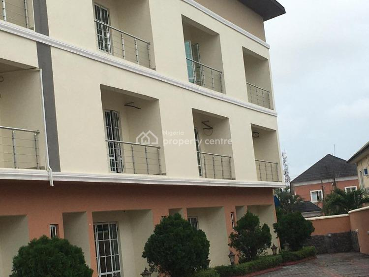 Luxury 2 Bedroom in a 4 Bedroom Terrace Duplex, Chevy Veiw Estate Chevron Drive, Lekki Phase 2, Lekki, Lagos, Terraced Duplex Short Let
