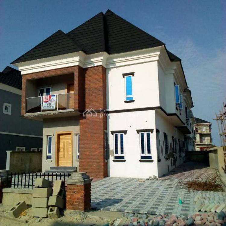 Luxury 5 Bedroom Duplex with Bq, Lekki County Homes, Megamound, Lekki, Lagos, Detached Duplex for Sale