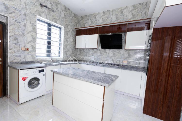 Newly Built 4 Bedroom Semi Detached House, Ikota, Lekki, Lagos, Semi-detached Duplex for Sale