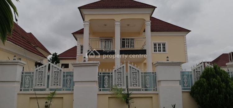 Well Finished Detached 4 Bedrooms Duplex with 2 Rooms Bq in an Estate, Lias Estate, After Brains and Hammers Estate Lifecamp/karfe, Life Camp, Gwarinpa, Abuja, Detached Duplex for Rent