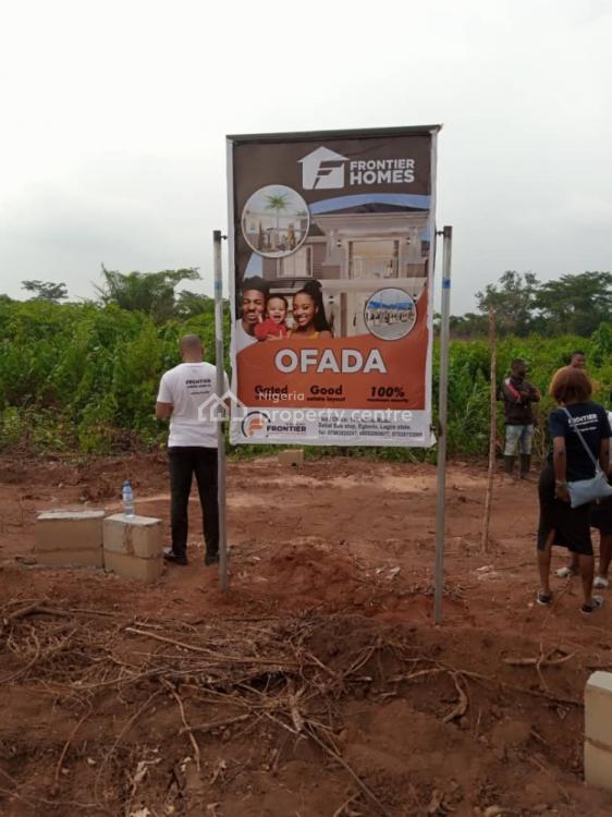Frontier Home Kemta, Frontier Home, Mowe Ofada, Ogun, Residential Land for Sale