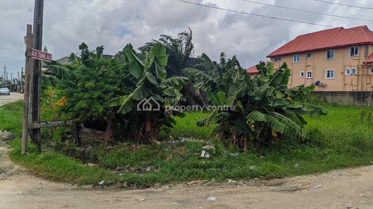 2 Plots Corner Piece, Off Badore Road, Badore, Ajah, Lagos, Mixed-use Land for Sale