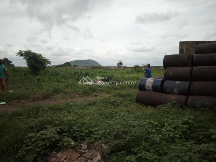 Strategic 1 Hectare of Filling Station Plot with an Old Filling Station, Opposite Nysc Junction, Kubwa Express Way, Karsana, Abuja, Commercial Land for Sale