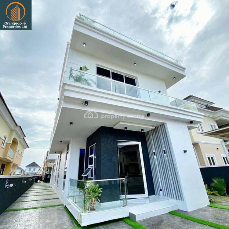 5 Bedroom Fully Detached Duplex, Lekki, Lagos, Detached Duplex for Sale