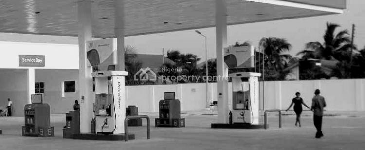Highclass, New Fuel Station,10 Pumps, on 3 Plots with C of O, Nta Road, Obio-akpor, Rivers, Filling Station for Sale
