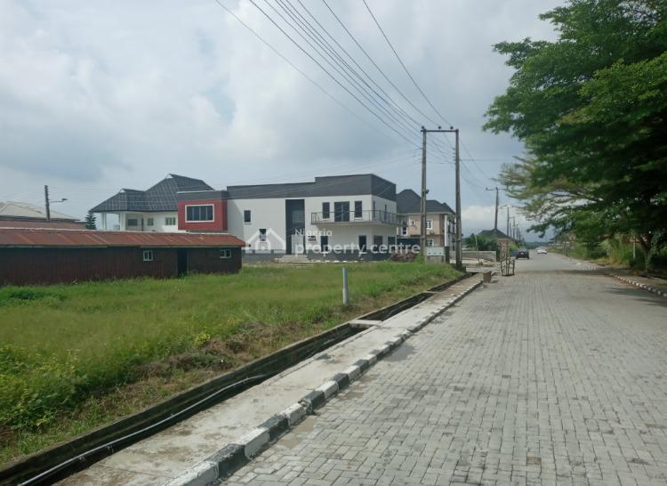 Land in a Developed Estate, Behind Shoprite, Sangotedo, Ajah, Lagos, Residential Land for Sale