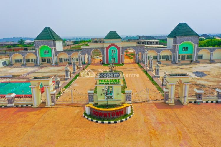Downtown Parks and Gardens Estate, Lotto Junction, Behind Redemption Camp, Simawa, Ogun, Mixed-use Land for Sale