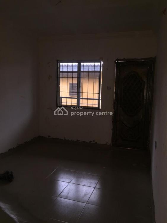 Newly Built Pay and Pack in Spacious Standard 1 Bedroom Apartment, New Garage, Gbagada, Lagos, Flat for Rent