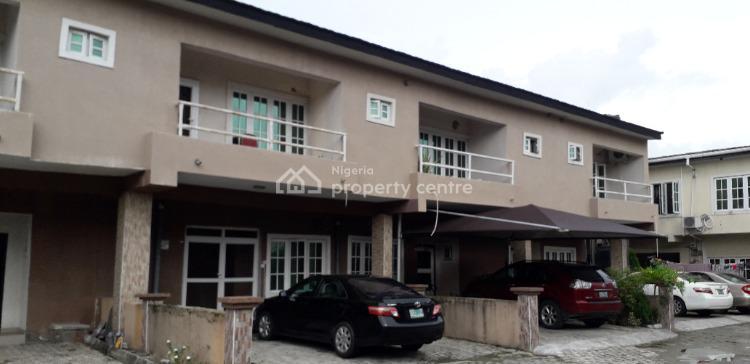 a 3 Bedroom Terrace Duplex, Road 15, Lekki Gardens Phase Two, Ajah, Lagos, Terraced Duplex for Rent