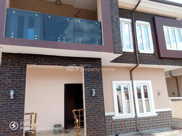 a Very Neatly 3 Bedroom Semi Detached Duplex, Lekki Garden Phase 3, Behind Lbs., Ajah, Lagos, Semi-detached Duplex for Sale