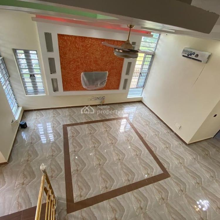 Smart 4 Bedroom Semi Detached Duplex, Orchid Road By Dreamworld Africana, Lafiaji, Lekki, Lagos, Semi-detached Duplex for Sale