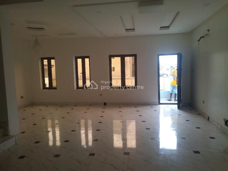 Luxury and Newly Built 4 Bedroom House with a Bq, Osapa, Osapa, Lekki, Lagos, Terraced Duplex for Rent