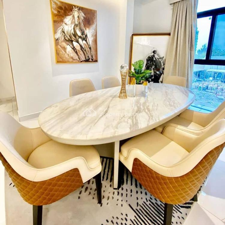Masterpiece 5 Bedroom Townhouse That Screams Luxury Down to The Last S, Banana Island, Ikoyi, Lagos, Detached Duplex for Sale